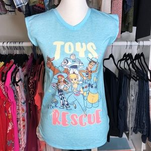 New: Toy Story 4 Top 💚Small